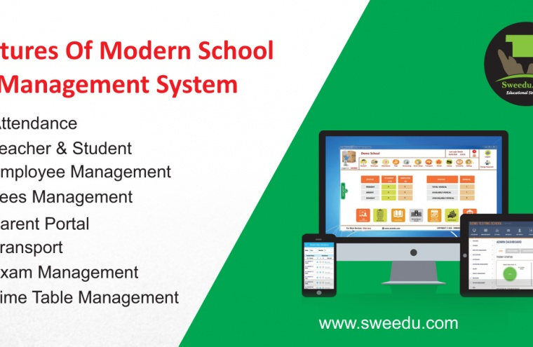 Modern School Management System
