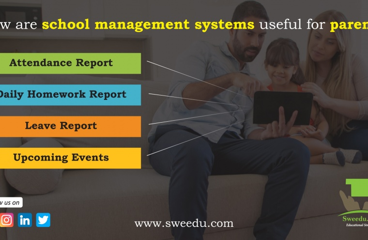 How are School Management Systems Useful for Parents?
