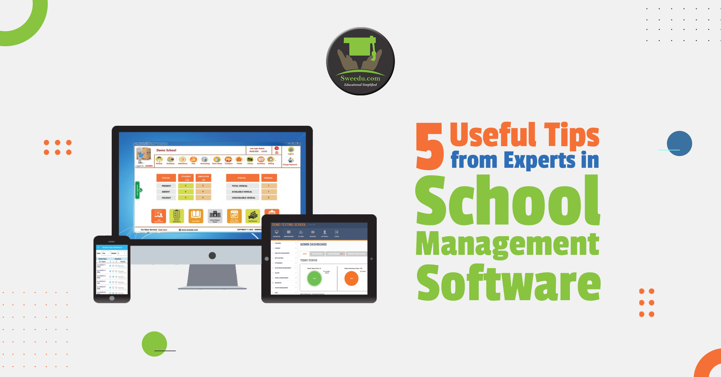 5 Useful Tips from Experts in School Management Software