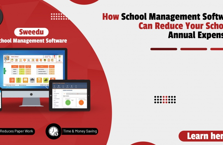 How School Management Software can Reduce your School's Annual Expenses | Learn here