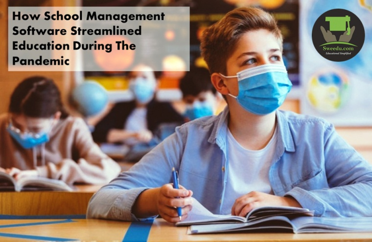 How School Management Software Streamlined