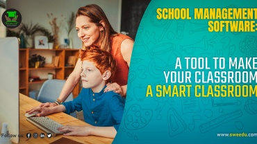 sweedu school management software to make smart classroom