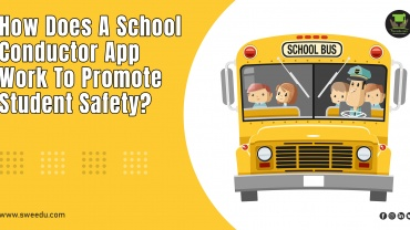 School Conductor App for Student Safety - Sweedu