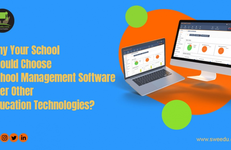 why choose school management software