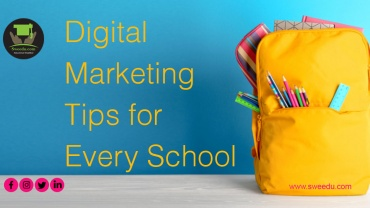 digital marketing tips for school