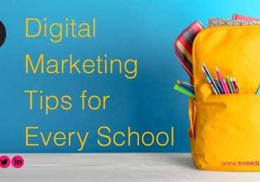 digital marketing tips for school