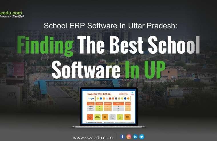 School ERP software in Uttar Pradesh