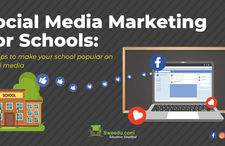 social media marketing for schools