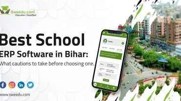 Best School ERP Software in Bihar